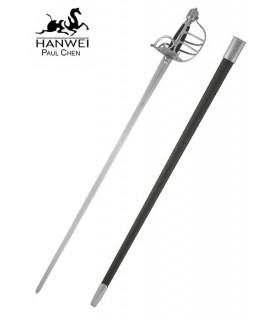 Espada pratiques poing mortuaires
