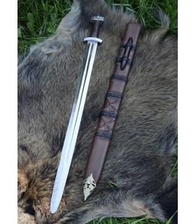 Viking Epée longue pour les pratiques