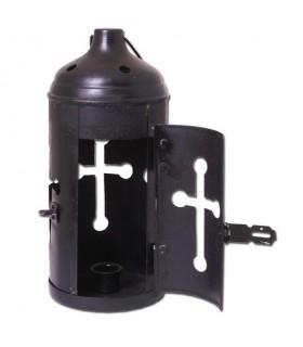 médiévale lanterne à bougie