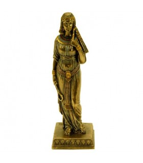 Figure reine égyptienne