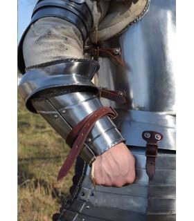 armure complète infanterie, XVIe siècle