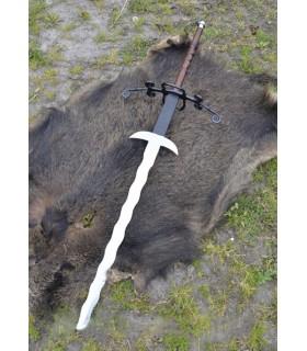 Flaming Sword 2 mains, 147 cm.