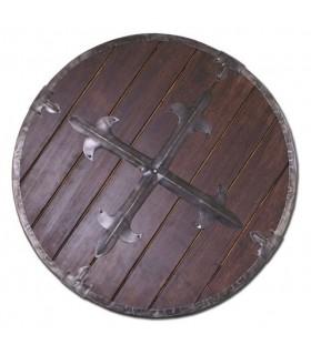 Viking bois de bouclier, 61 cms.