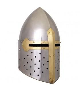 casque médiéval Pain de Sucre