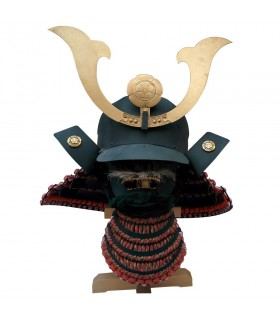 Ville japonaise (Oda Nobunaga Kabuto)