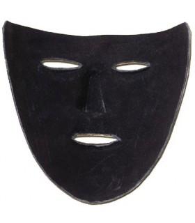 masque romain, laiton