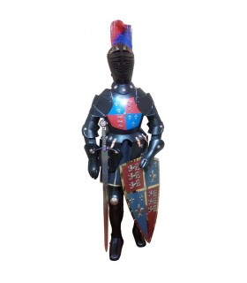 Armure Black Prince