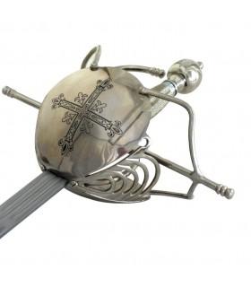 Mousquetaires épée fonctionnels