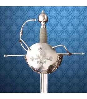 Mousquetaires épée fonctionnelle