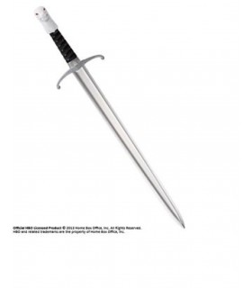 Garra ouvre-lettres, Game of Thrones