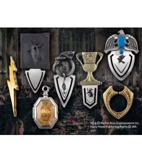 Set 7 marca-páginas Horrocruz de Lord Voldemort
