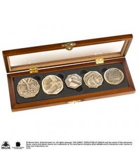 Monedas Tésoro Enanos Erebor, Hobbit