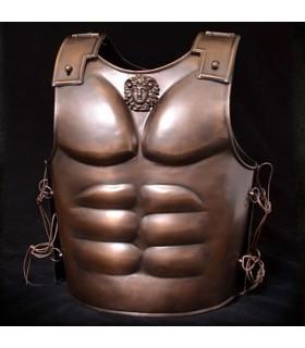 Spartan armure musculada