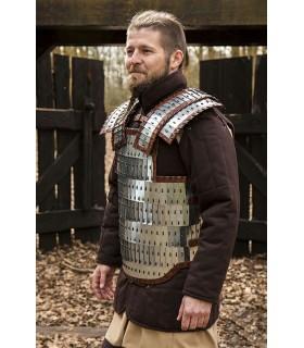 Armadura vikinga ajustable