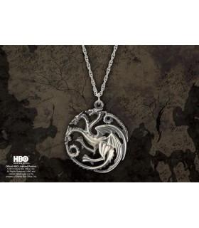 Colgante casa Targaryen, Juego de Tronos