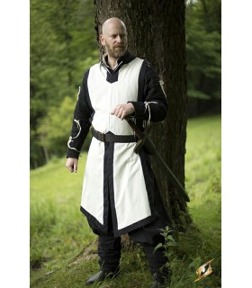 Renaissance, vert-blanc chemise soldat