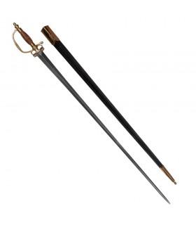 Epée ou sprat, s. XVIII