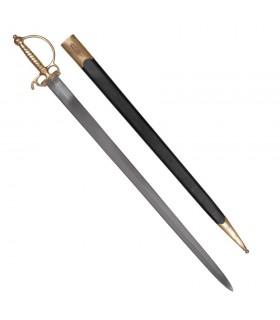 épée courte européenne, XVIII siècle
