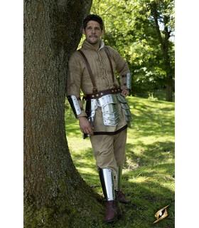 Escarcelas armadura medieval