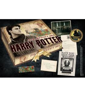 Caja de recuerdos de Harry Potter
