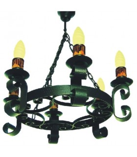 Forger lampe 6 torches