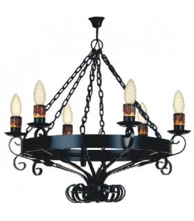 Forger des chaînes de lampes, 6 ampoules