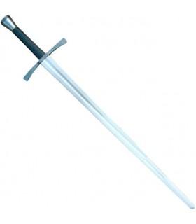 Main et un combat à l'épée moitié, de luxe
