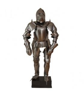 Noble armure médiévale, 180 cm.