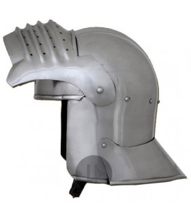 nasal italien casque fonctionnel, s. XII
