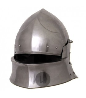 Norman casque Spangen, 1180