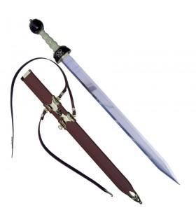 Roman Cavalry Spatha avec fourreau