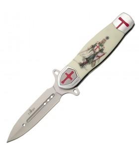 Chevalier Templier couteau