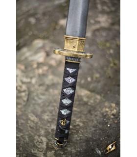 latex Ranger épée médiévale, 105 cm.
