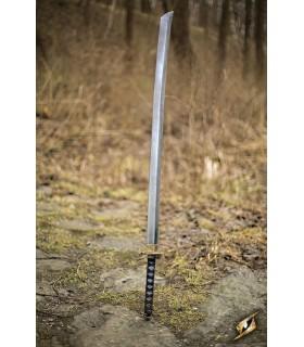 latex japonais épée Nodachi, 140 cm.