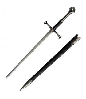 épée fantastique avec gaine (104 cm).