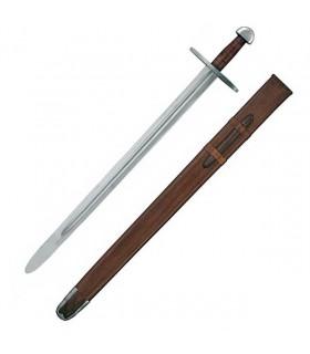 Norman épée pour la pratique Fourreau