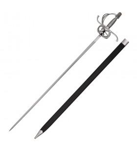 Rapier épée boucle Renaissance