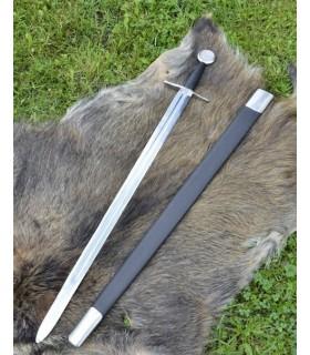 Norman gaine d'épée