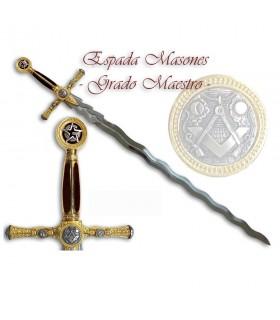 Espada Masones.- Grado de Aprendiz