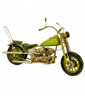 Chopper Miniature vieille moto