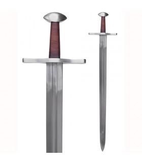 Espada vikinga con vaina