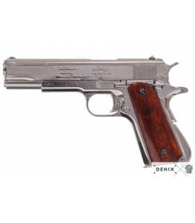 pistolet automatique d'argent M1911, États-Unis, 1911