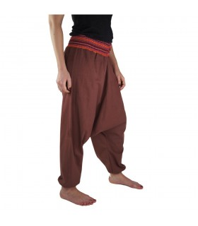 Médiéval pantalon vert tendre