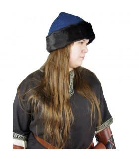 Ulf Viking chapeau bleu
