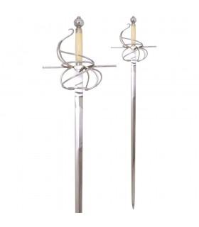 épée italienne Rapier, S. XVII