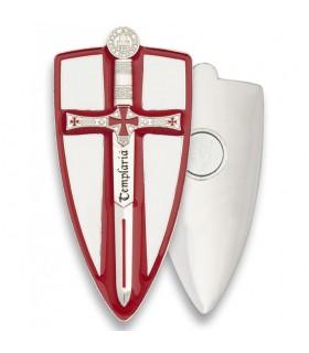 Imán Escudo Templario