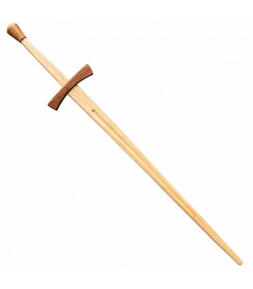 Épée mains pratiques en bois 2