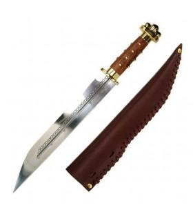 Espada sajona con vaina S.VIII
