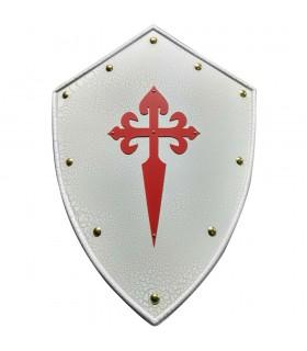 Cruz bouclier Chevaliers de Malte