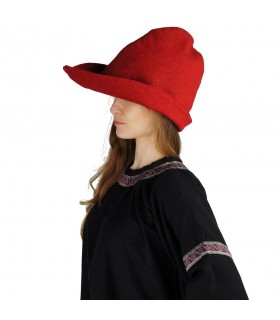 Bonnet en coton épais Robin Hood